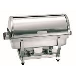 Chafing dish s poklicí Roll-top